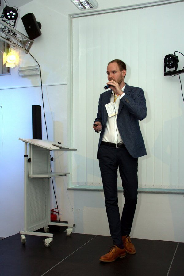 Barcamp Kolín 2018
