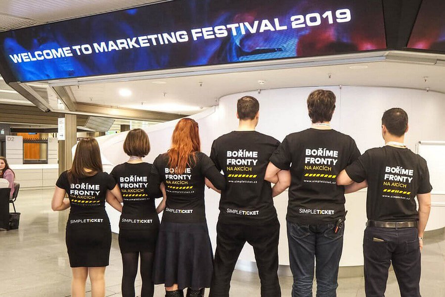 Mohutný Marketing festival 2019 bez front