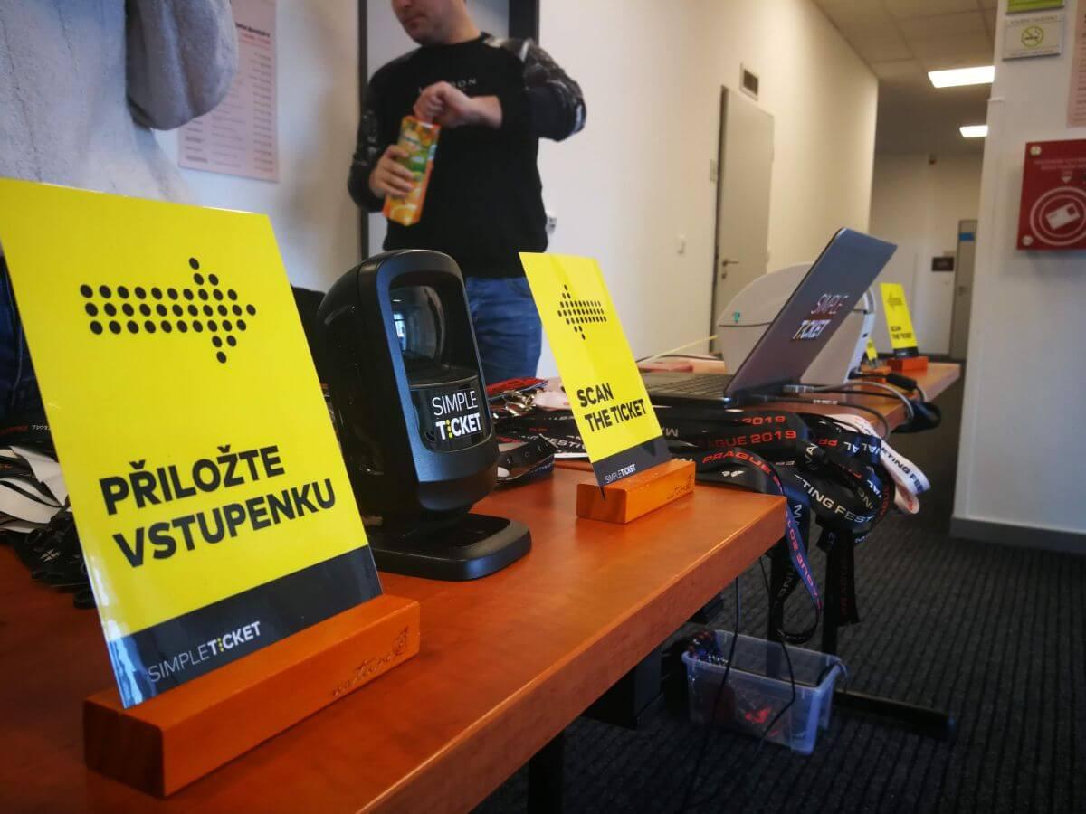 Současně probíhající registrace na workshopy v budově VŠEM