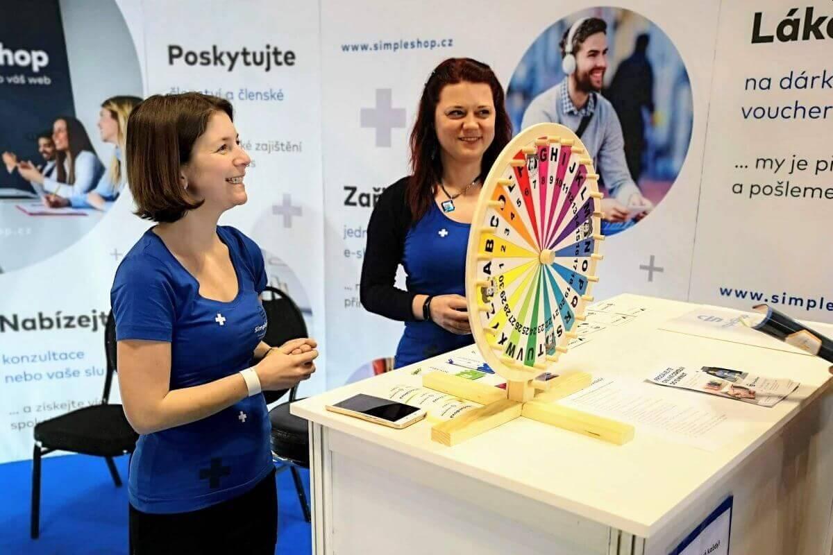 Czech Online Expo 2019: Od stánku až na workshop