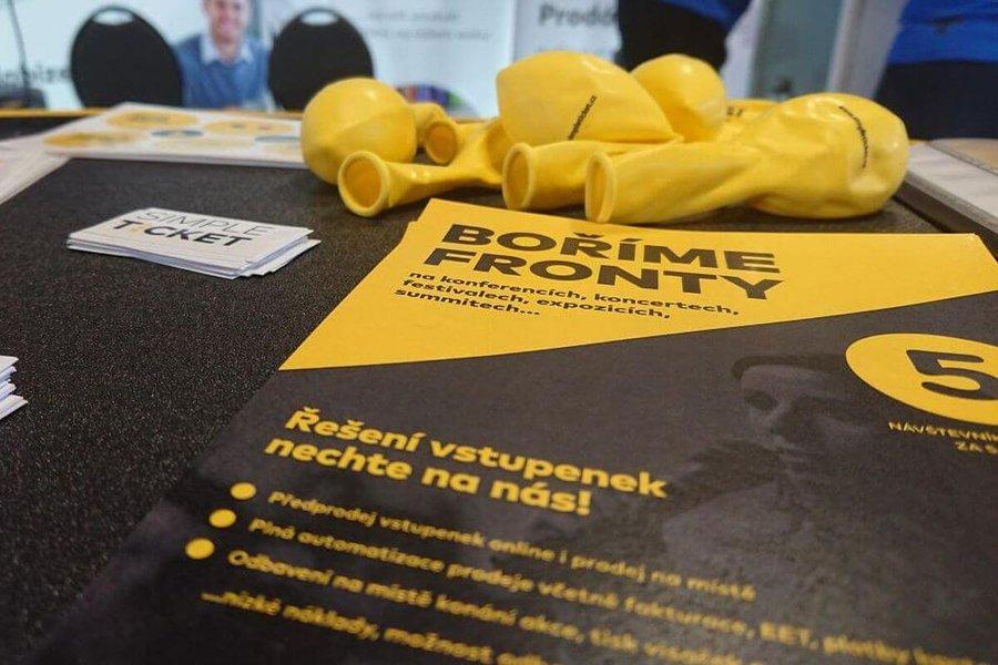 Czech Online Expo 2019: Odbavíme, představíme