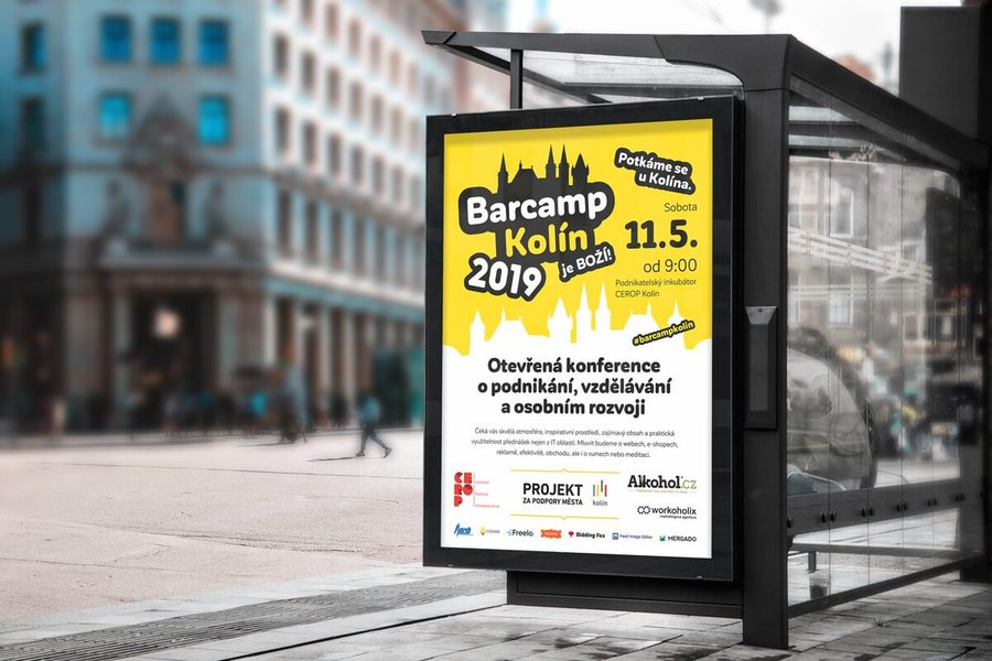 Kouzelný Barcamp Kolín 2019