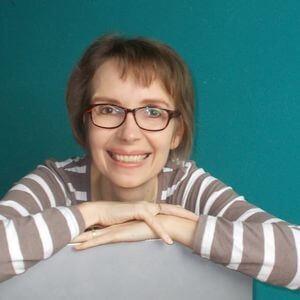 Petra Vymětalová, internetová průvodkyně počítačovými technikáliemi.