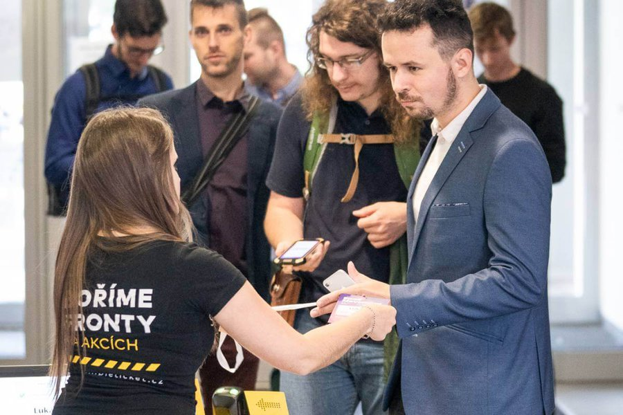 SimpleTicket na Saas Movement Brno 2019